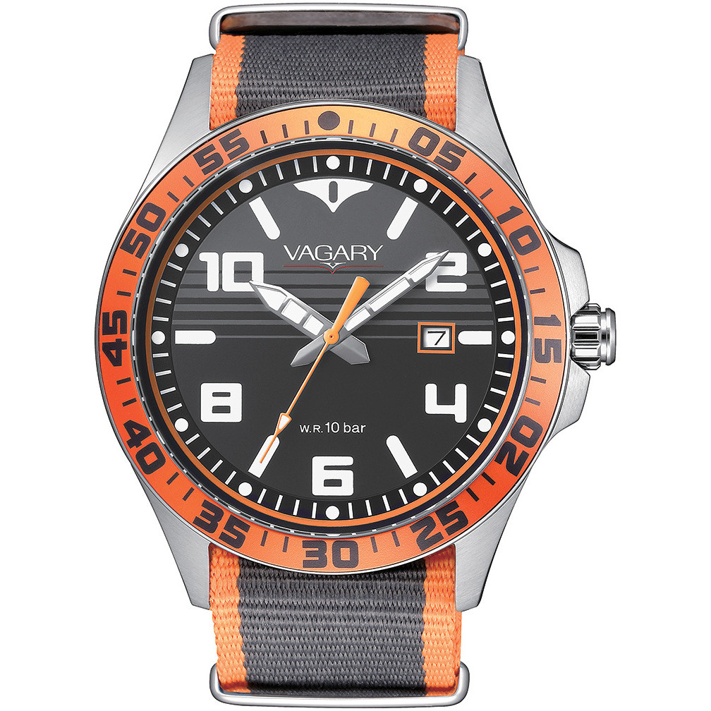 watch only time man Vagary By Citizen Aqua 39 IB7-317-60