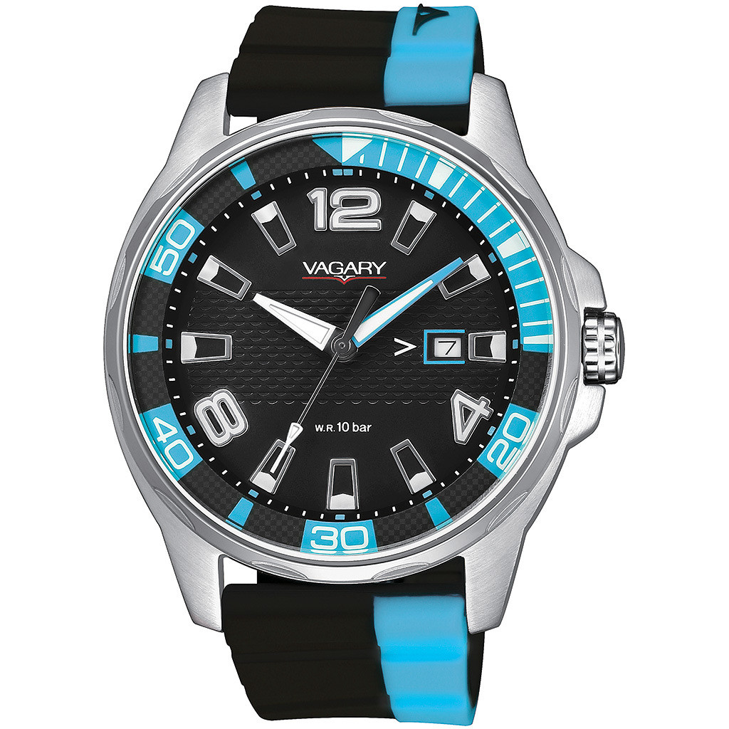 watch only time man Vagary By Citizen Aqua 39 IB7-414-52
