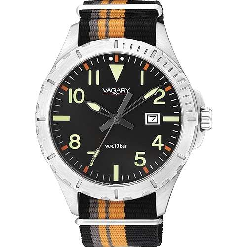 watch only time man Vagary By Citizen IB6-116-54
