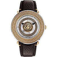 watch only time man Versace V-Metal VQL010015