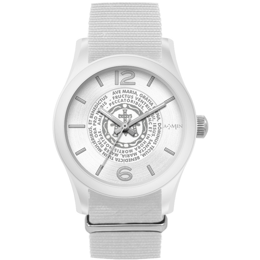 watch only time unisex Amen Ave Maria WAMBB