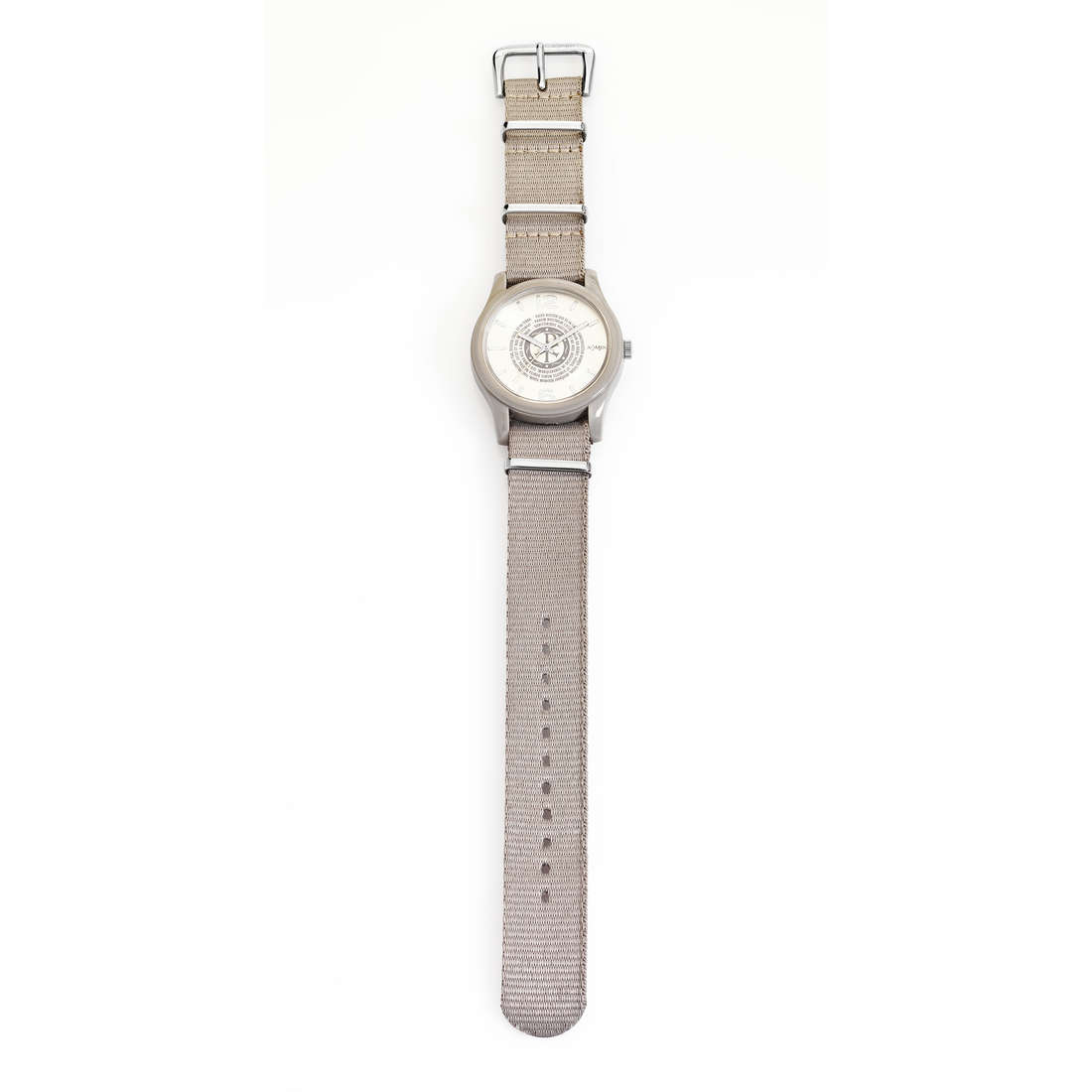 watch only time unisex Amen Padre Nostro WPNTB