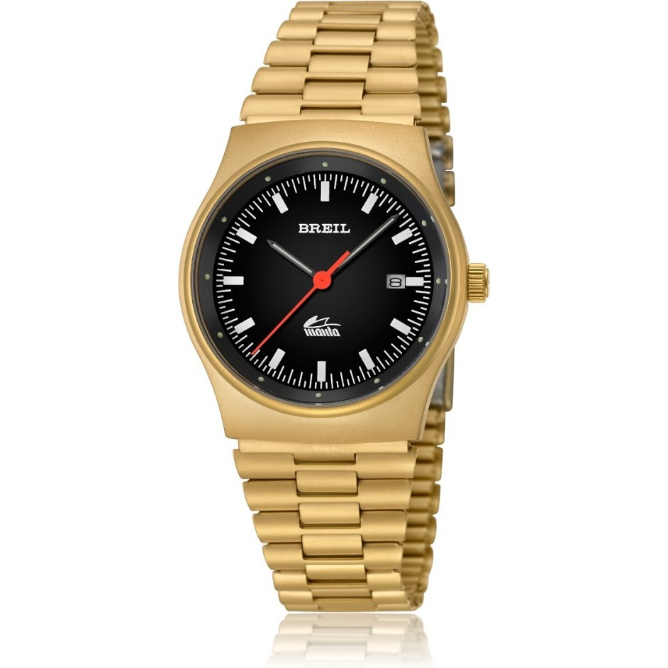 watch only time unisex Breil Manta Vintage TW1293