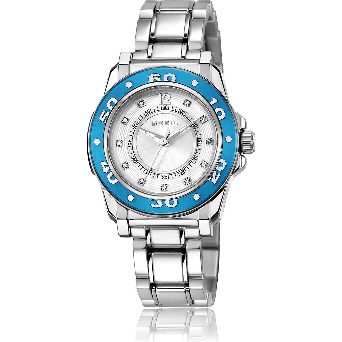 watch only time unisex Breil Mantalite TW1109