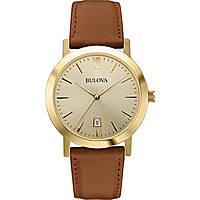 watch only time unisex Bulova Dress 97B135