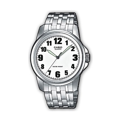 watch only time unisex Casio CASIO COLLECTION MTP-1260D-7BEF