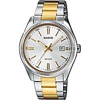 watch only time unisex Casio CASIO COLLECTION MTP-1302PSG-7AVEF