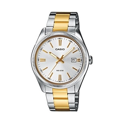 watch only time unisex Casio CASIO COLLECTION MTP-1302SG-7AVEF