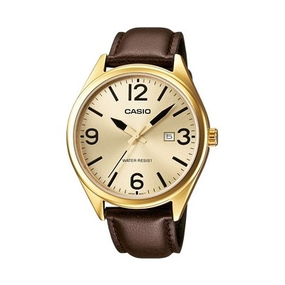 watch only time unisex Casio CASIO COLLECTION MTP-1342L-9BEF