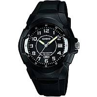 watch only time unisex Casio CASIO COLLECTION MW-600B-1BVEF
