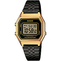 watch only time unisex Casio LA680WEGB-1AEF