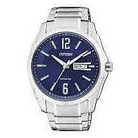 watch only time unisex Citizen Automatico NH7490-55L