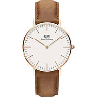 watch only time unisex Daniel Wellington Classic Durham DW00100111