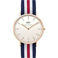 watch only time unisex Daniel Wellington Classic DW00100002