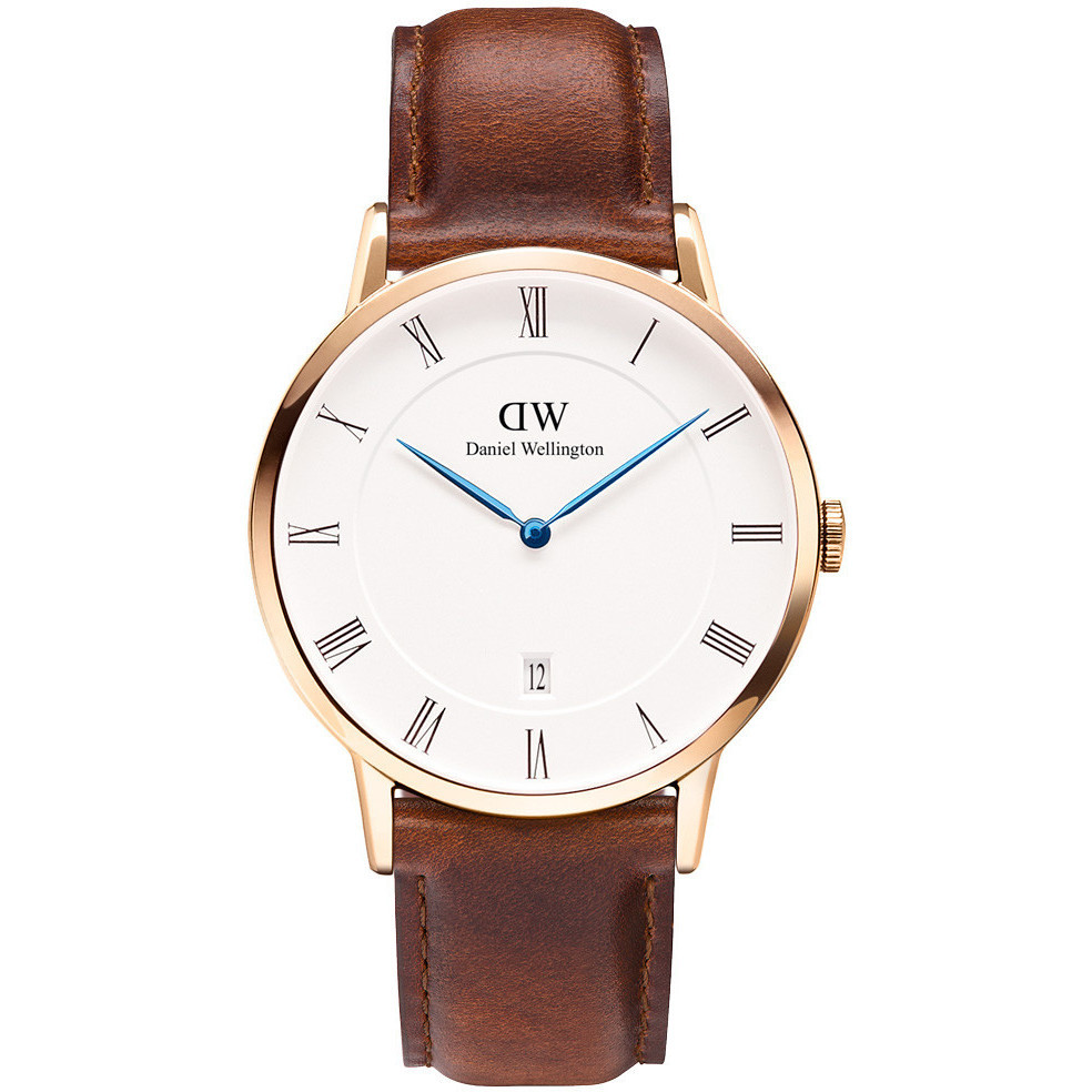 watch only time unisex Daniel Wellington Dapper DW00100083