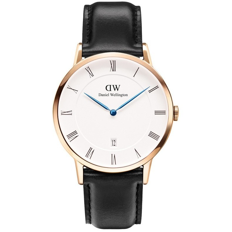 watch only time unisex Daniel Wellington Dapper DW00100084