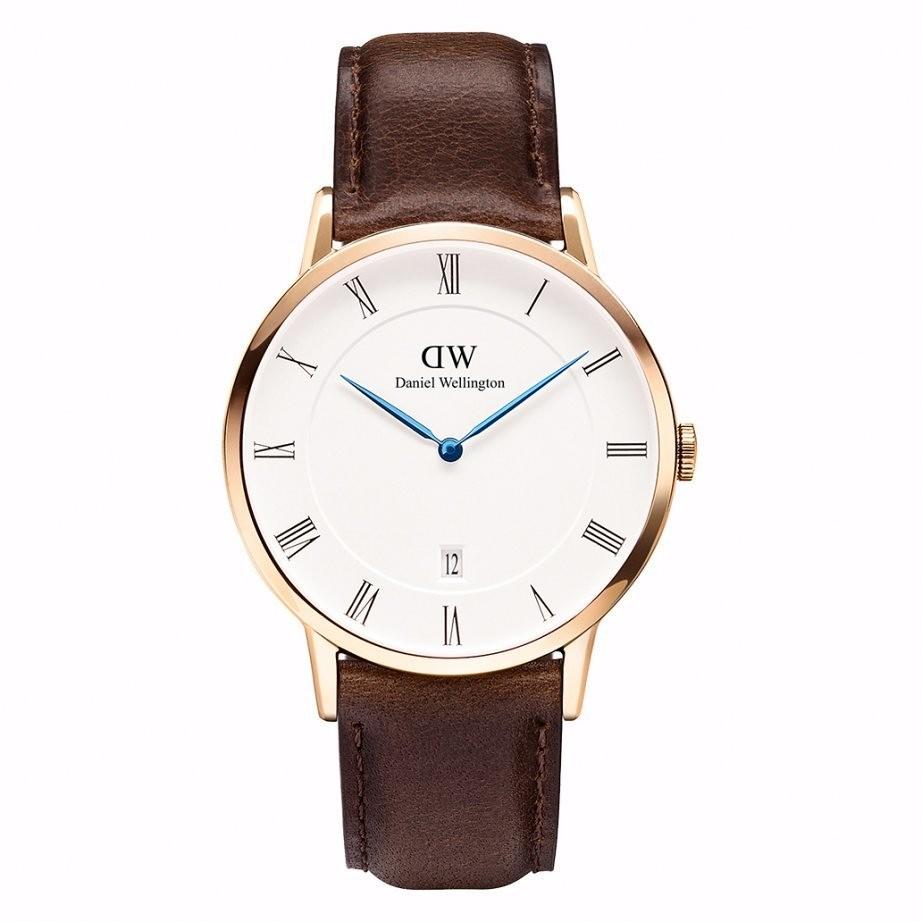 watch only time unisex Daniel Wellington Dapper DW00100086