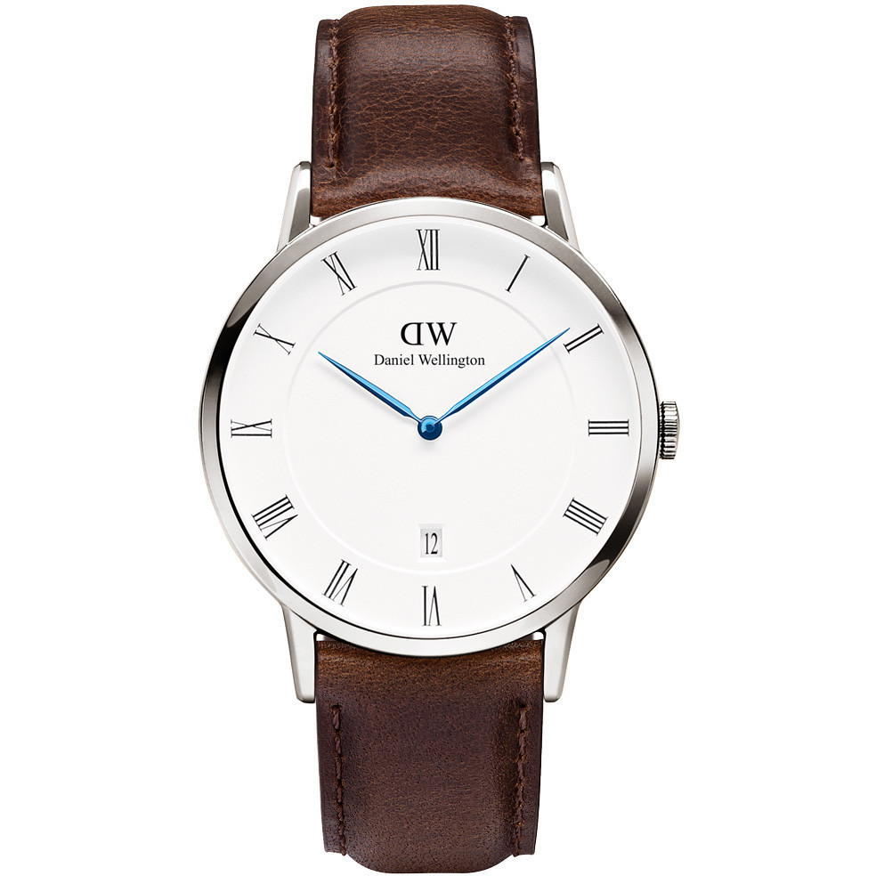 watch only time unisex Daniel Wellington Dapper DW00100090