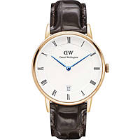 watch only time unisex Daniel Wellington Dapper York DW00100093
