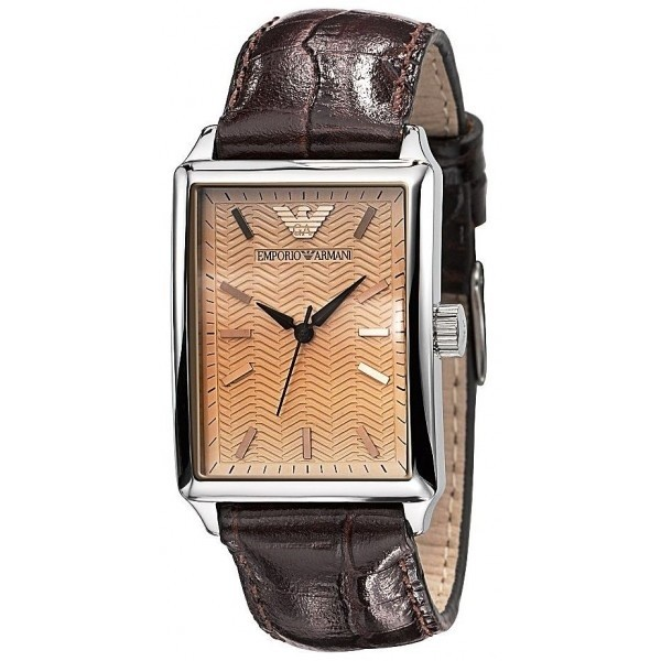 watch only time unisex Emporio Armani AR0408