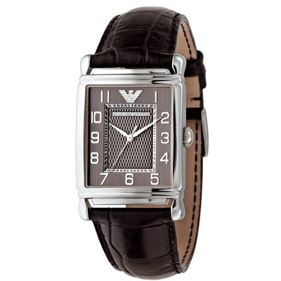 watch only time unisex Emporio Armani AR0423