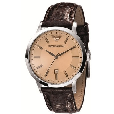 watch only time unisex Emporio Armani AR2428