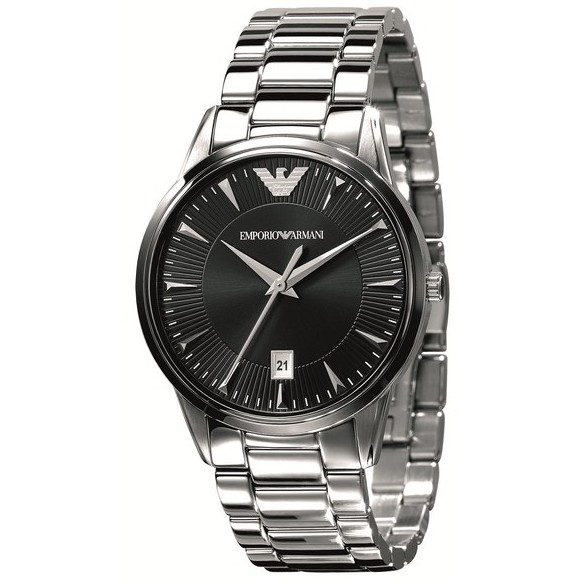 watch only time unisex Emporio Armani AR2440