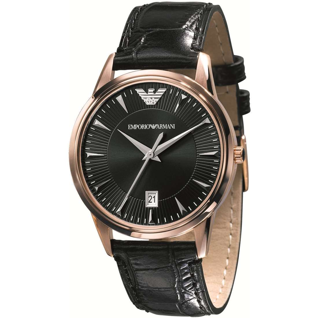 watch only time unisex Emporio Armani AR2444