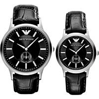 watch only time unisex Emporio Armani AR9100