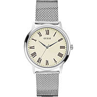 watch only time unisex Guess W0406G2