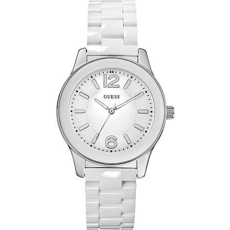 watch only time unisex Guess W85105L1