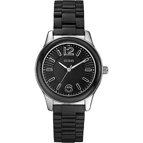 watch only time unisex Guess W85105L2