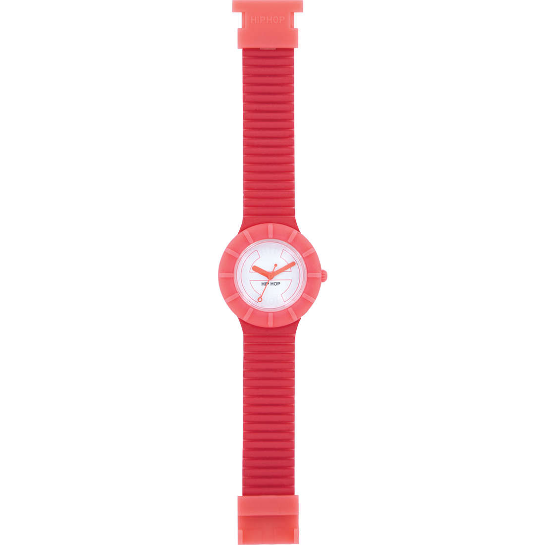 watch only time unisex Hip Hop Bicolor HWU0223