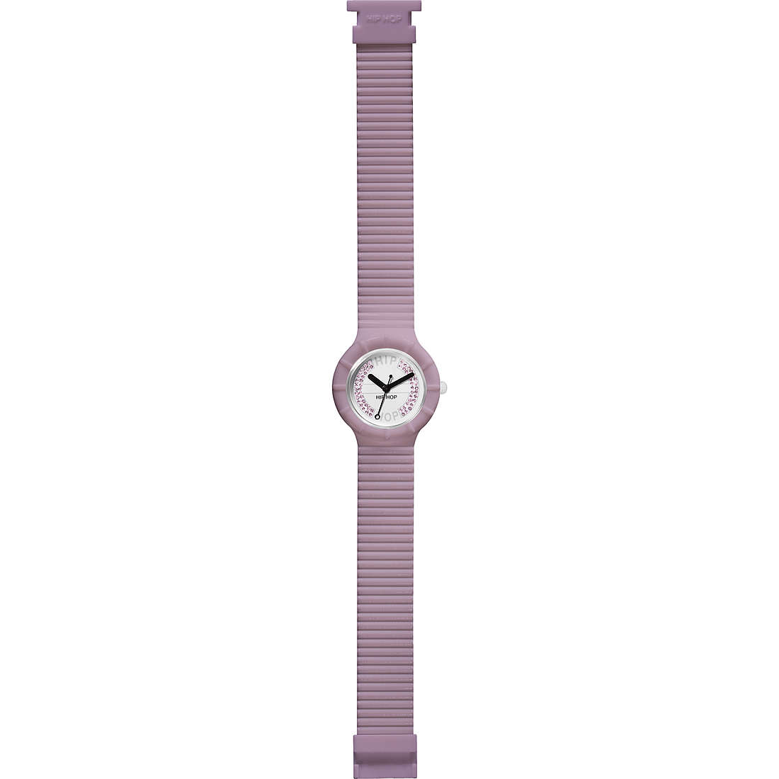 watch only time unisex Hip Hop Crystal Candy HWU0385