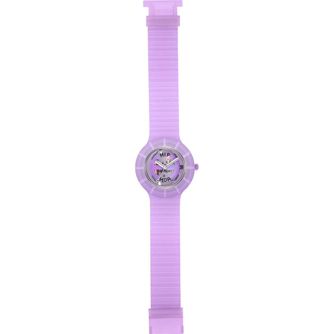 watch only time unisex Hip Hop HWU0098