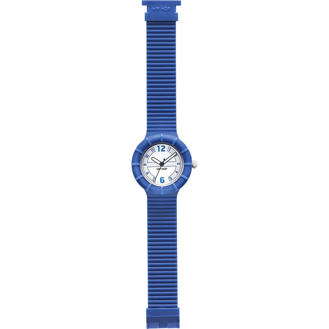 watch only time unisex Hip Hop Numbers HWU0171