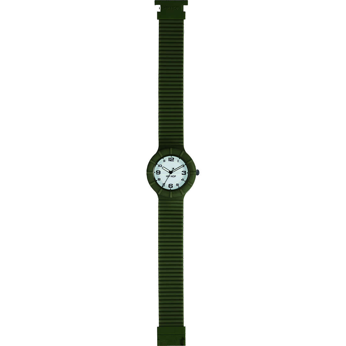 watch only time unisex Hip Hop Numbers HWU0262