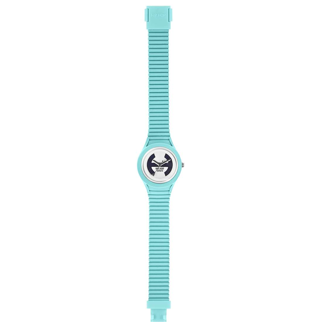 watch only time unisex Hip Hop Solar HWU0535