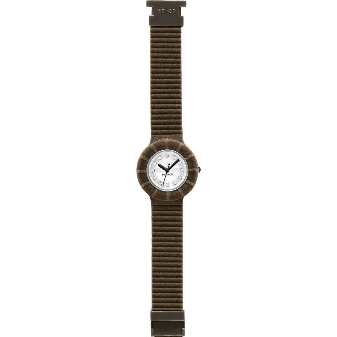 watch only time unisex Hip Hop Velvet touch HWU0135