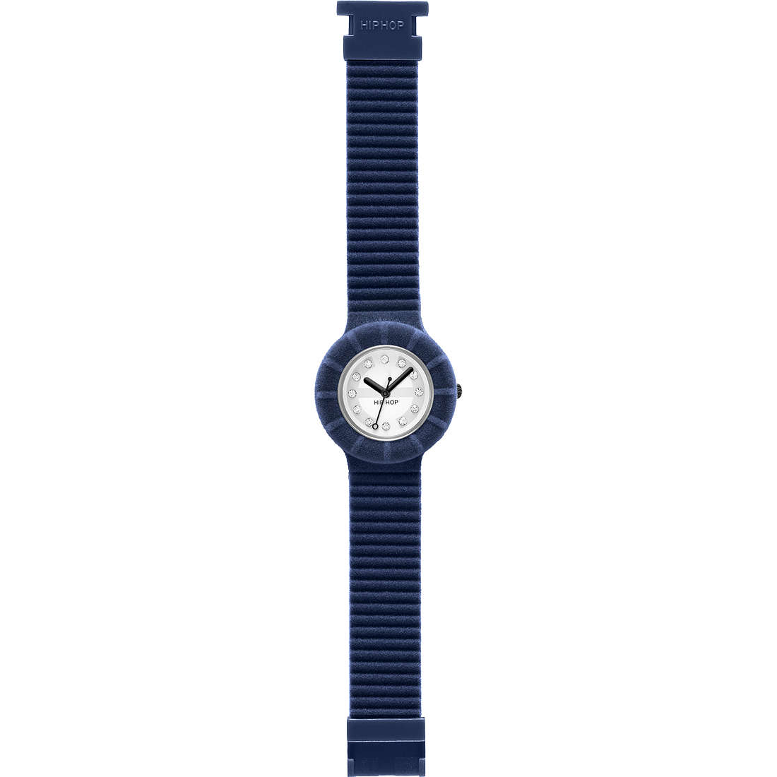 watch only time unisex Hip Hop Velvet touch HWU0136
