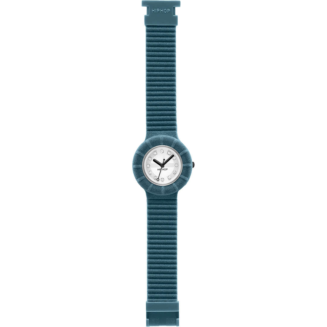 watch only time unisex Hip Hop Velvet touch HWU0140