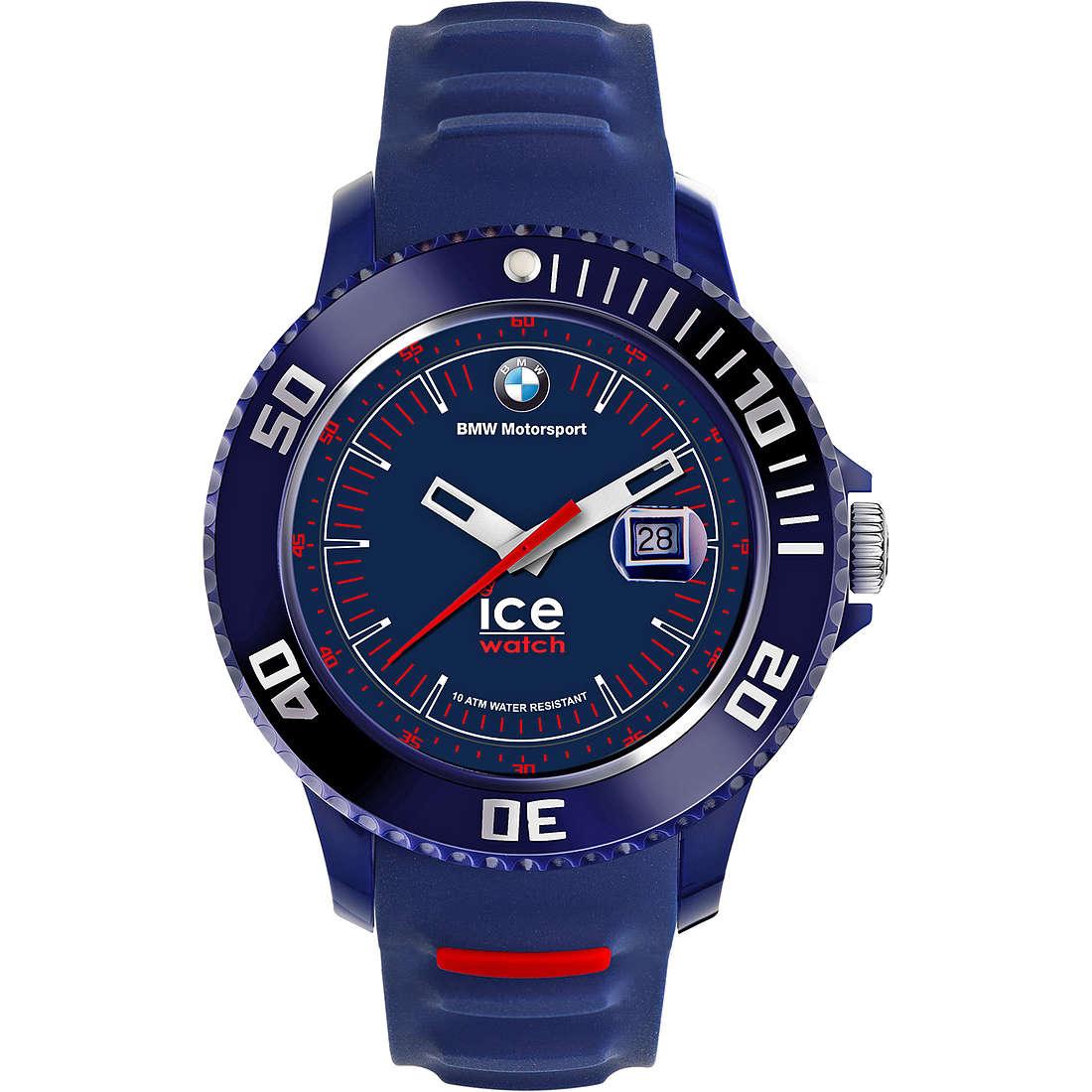 watch only time unisex ICE WATCH Bmw Motorsport BM.SI.BRD.U.S.14