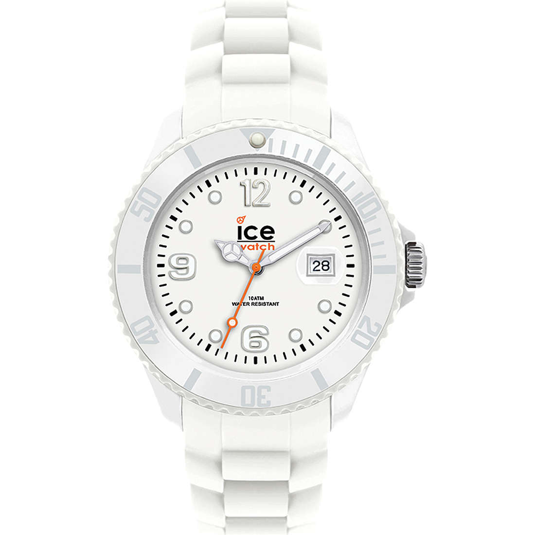 watch only time unisex ICE WATCH Forever SI.WE.U.S.09