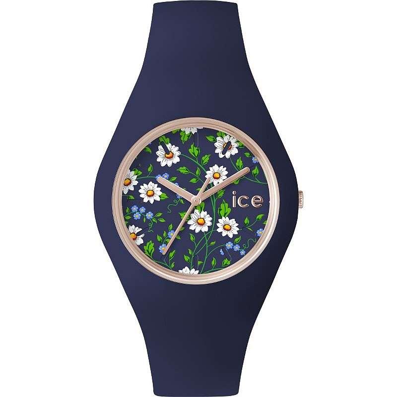 watch only time unisex ICE WATCH Ice-Flower ICE.FL.DAI.U.S.15
