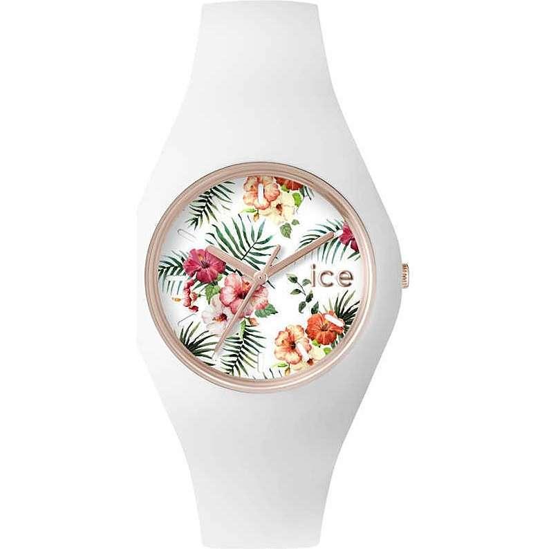 watch only time unisex ICE WATCH Ice-Flower ICE.FL.LEG.U.S.15