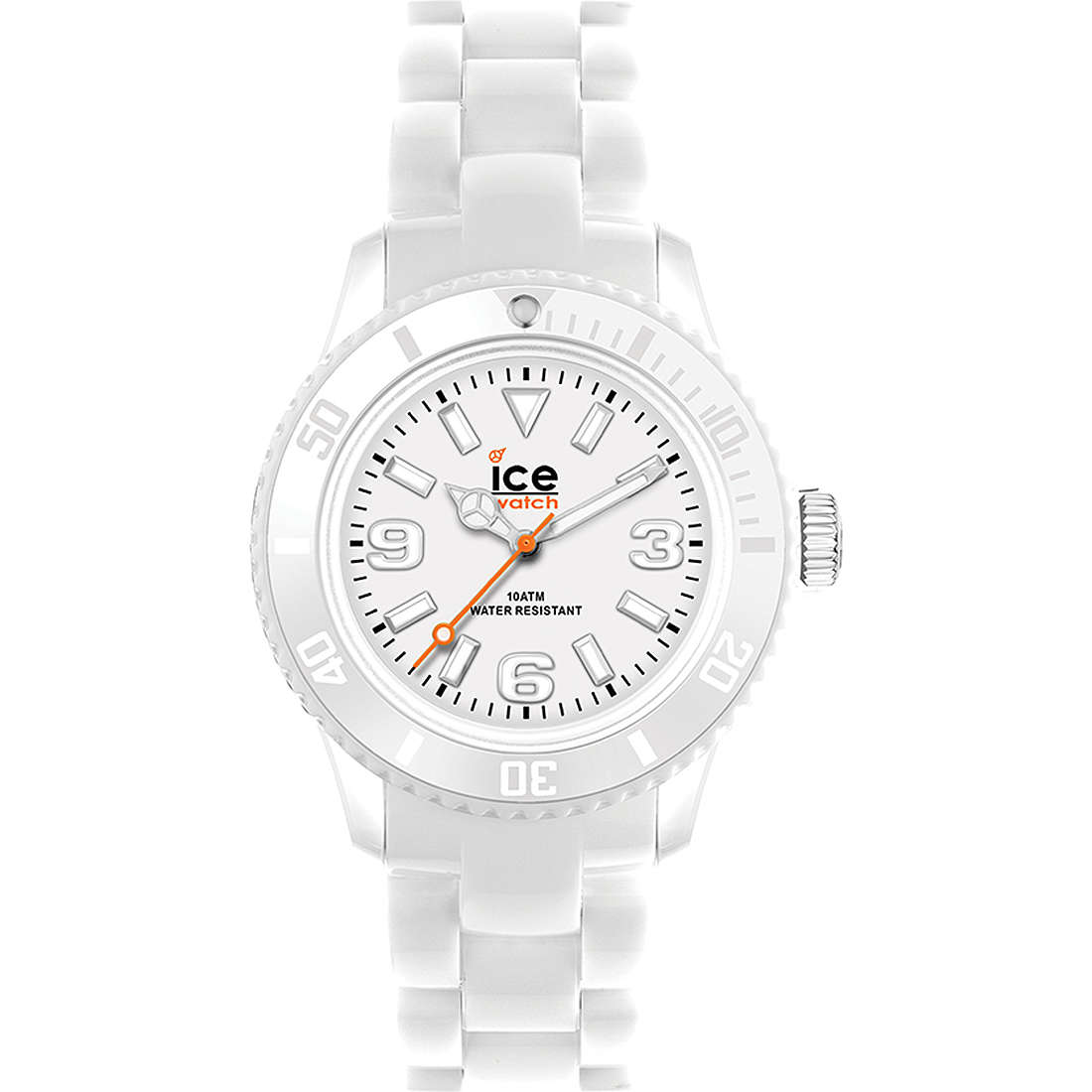 watch only time unisex ICE WATCH Ice-Solid SD.WE.U.P.12