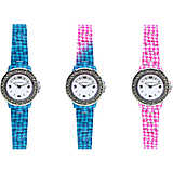 watch only time unisex Kamawatch Print Crystal Collection KWPC03
