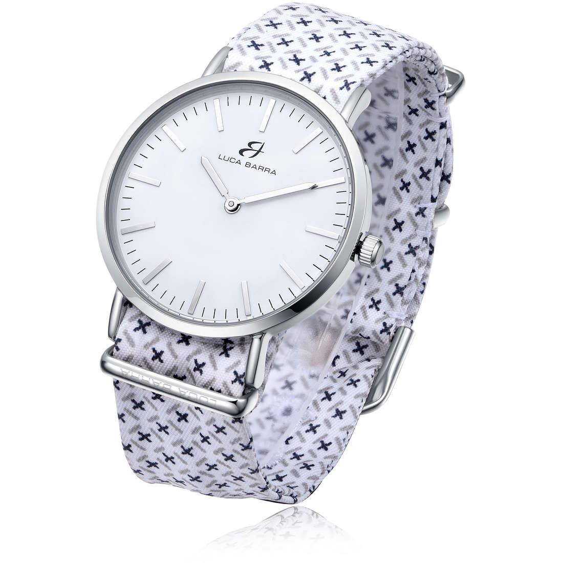 watch only time unisex Luca Barra LBBU07