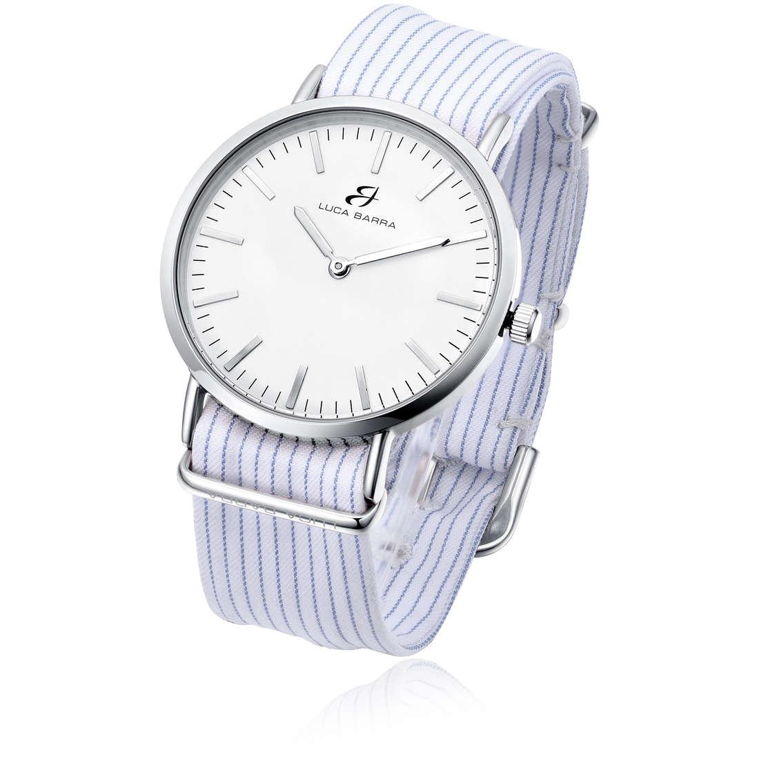 watch only time unisex Luca Barra LBBU11