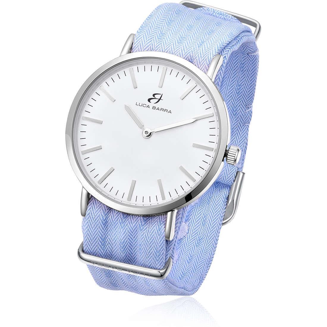 watch only time unisex Luca Barra LBBU13
